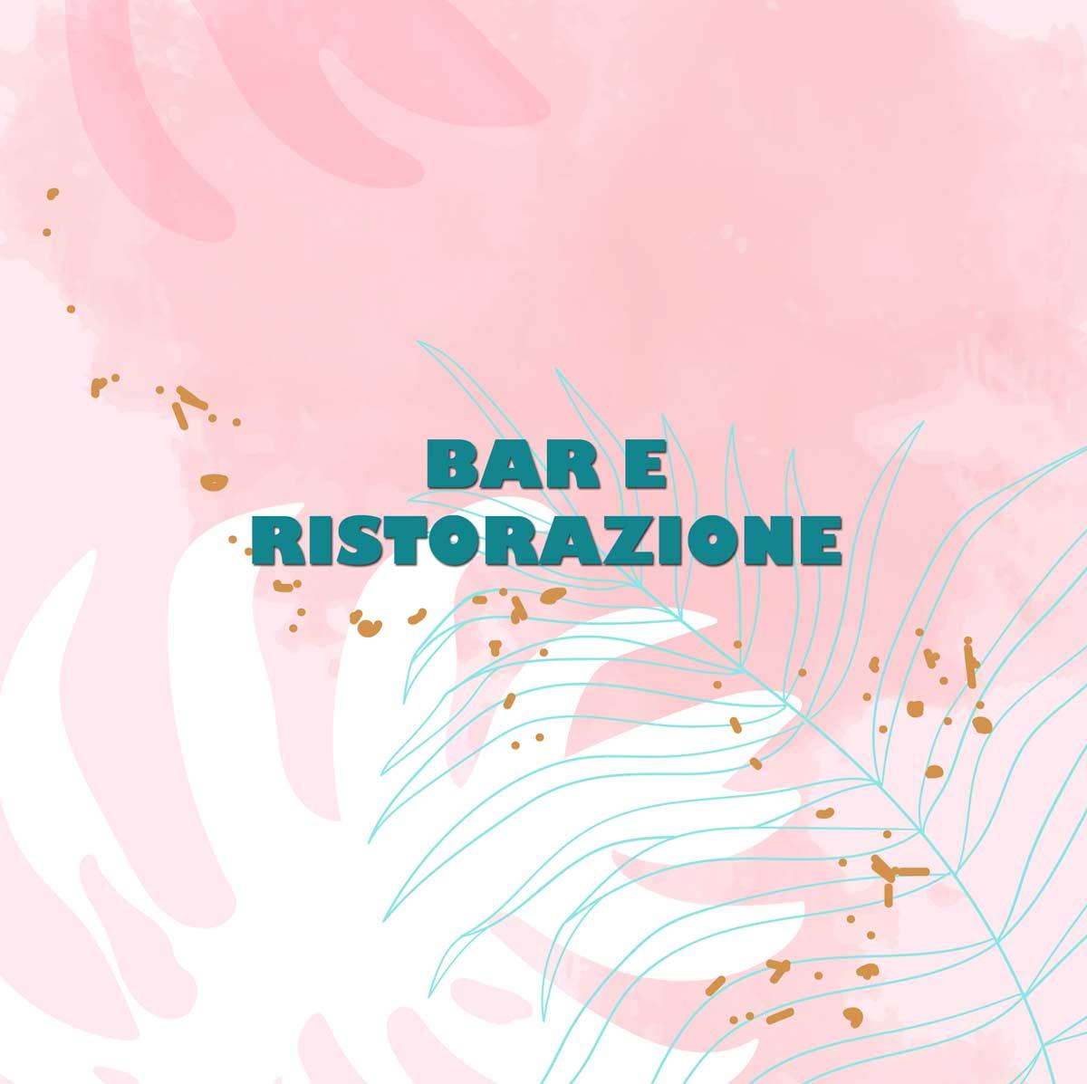 Bar e Ristorazione